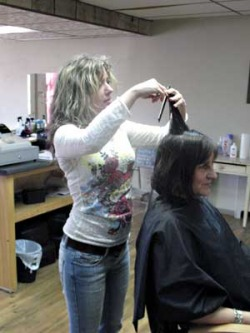 Cutting Edge Cuts barber shop of Delaware County